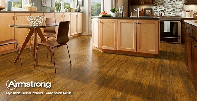 Armstrong Rustics Premium | Acacia Natural